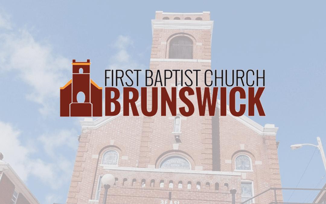 First Baptist Church of Brunswick Logo
