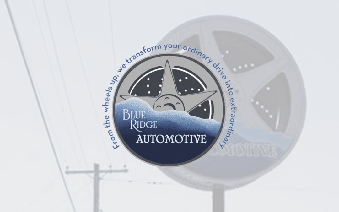 Blue Ridge Automotive Logo