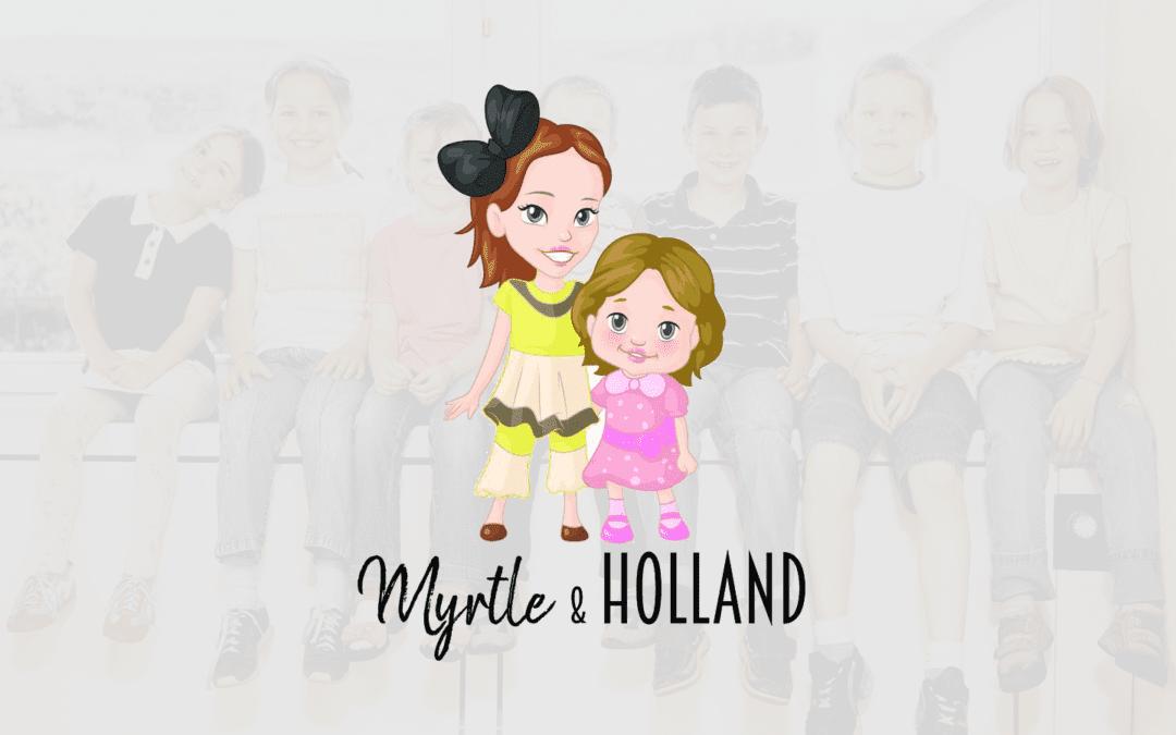 Myrtle & Holland Logo