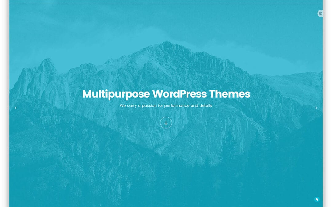 44 Most Popular Multipurpose WordPress Themes 2021