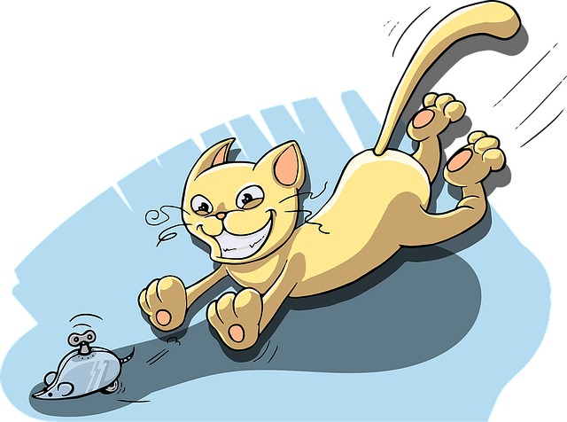 SEO Cat and Mouse Game With Google